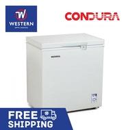 Condura CCF150LR 5.2cuft Chest Freezer, Dual Function (Freezer/Chiller)