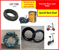 SCOOTER Inner Tube / Tyre Electric Scooter Tube / Innokim Suitable Tube / DYU/ FIIDO / TEMPO