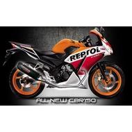 ~MEDE~ Honda CBR 150R (45) 專用全段式排氣管Pro Speed Black系列 現貨