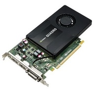 麗臺 NVIDIA Quadro K2200/4G PCIE繪圖卡