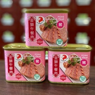 Golden Lion Pork Luncheon Meat Singapore Luncheon Meat 金狮午餐肉新加坡午餐肉 340g