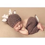 ⭐️Domi童裝⭐️寶寶寫真道具服/寶寶滿月卡寫真服/寶寶造型服0-4個月