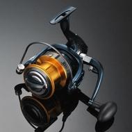 捲線器紡車輪金屬線杯遠投,左右手互,適合遠拋,磯釣、灘釣、水庫釣,草魚、鯉魚、鰱、土虱、烏鰡,用來搏大物