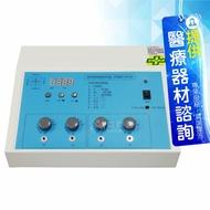 組合商品 井上 中頻經皮神經電刺激器 JS4012 多加 吉懋 自黏電極片4入一組 二級