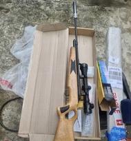 Brand new JR MANGIO Patrol Airgun