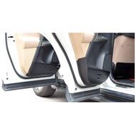13-18 RAV4 車門保護膜 防踢膜 防踢 碳纖維 防踢墊  4代 4.5代