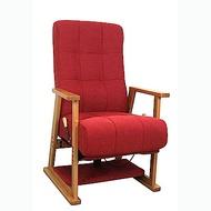 實木起身椅