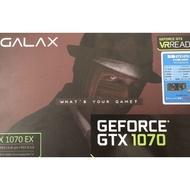 影馳GALAX GTX1070 DDR5 8G 二手顯卡