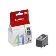 《含稅》全新CANON CL-41 / 41 彩色原廠墨水匣(含噴頭)適用MX318 MP198 MP450