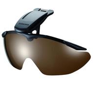 【SHIMANO】帽延固定式太陽眼鏡.夾帽偏光鏡(HG-002N)