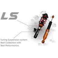 【OLLIE 錴利】《 IASATI TOYOTA》RAV4 LS 高低軟硬可調 避震器-買就送渦輪造型鑰匙圈