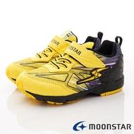 ★日本月星Moonstar機能童鞋-閃電競速系列高機能鞋款9913黃(中大童段)