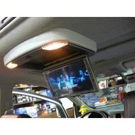 宏爺音響專改wish 車用 necvox 全系列吸頂營幕 RE-1169 吸頂達人NECVOX