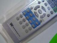 【原廠】西屋DVD遙控器 WestinghouseDVD遙控器