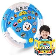 風車圖書-FOOD超人 汽車遊戲方向盤 有聲書(麗嬰兒童玩具館)