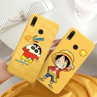 Cute Cover For OPPO R7S R11S Plus Reno Renoz F9 Pro A7X U1 One Piece Cartoon Patterned Soft Case