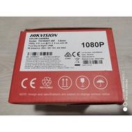 海康 TW16D0T-IRF 200萬 1080P 夜視高清防水 紅外線攝影機 含變壓器