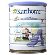 KARIHOME A3 Goat Milk PreSchool Formula For Children Over 3 Years - 900g