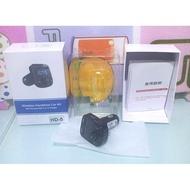 轉賣 全新 HD5 車用 MP3 藍牙 藍芽 播放器 隨身碟 雙USB FM 發射器 可免持通話 測電壓