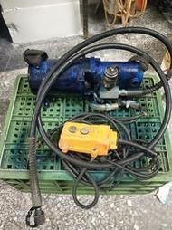 二手Asada 壓接機(小河馬)自動回油