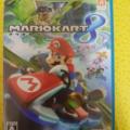 Wiiu 瑪利歐賽車8 二手 日版