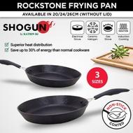 La Gourmet Shogun Rockstone Frying Pan / Fry Pan