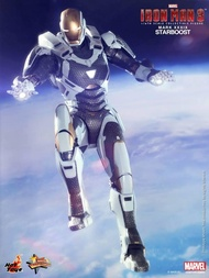 HOT TOYS MMS214 鋼鐵人3 MARK39 雙子星(not mms427 mark47 MMS400 mk5