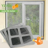 🍊YANN🍊 Fly Bug Insect Anti Mosquito Adhesive Fix Window Screen Patch Stickers
