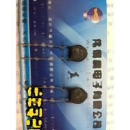 熱敏電阻 8D-11 NTC 負溫度係數 8歐 11MM 231-05152
