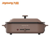 Jiuyang Joyoung line Brown Bear electric hot pot household multi-function electric cooker electric cooker 4L gold capacity non-stick pan HG40-HC91