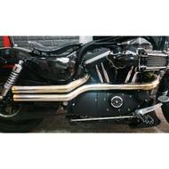 哈雷 Sportster 48 883 XL1200 排氣管
