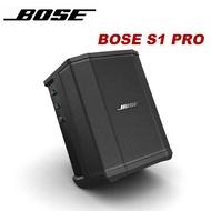 BOSE Ⓡ 博士 S1 Pro 全方位樂器音箱/PA音樂系統 台灣公司貨 原廠保固