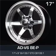 4X4 AD 17 inch 9JJ 6X139.7 ET0 ORI CAR SPORT RIMS WHEELS ADV6