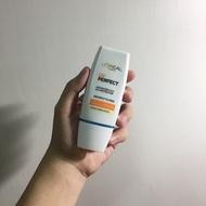 巴黎萊雅 完美UV全效防護隔離乳液