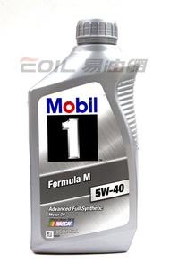 MOBIL 1 FORMULA M 5W40 全合成機油
