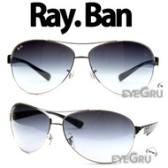 [EYELAB] RayBan RB3386 Asian Fit Designer Glasses frames/Sunglass/Free delivery/100% Authentic