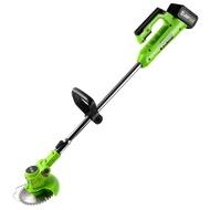 新品割草機-電動割草機家用小型輕便充電式除草機多功能鋰電打草修剪神器