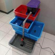 [READY STOCK] Set menternak Lobster air tawar/ Udang kara