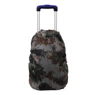 Winleworld ✿ Unisex 35L กระเป๋าเป้สะพายหลังกระเป๋าเดินทางที่บังฝนกลางแจ้งกระเป๋านักปีนเขากันน้ำ