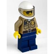 樂高人偶王 LEGO  森林警察#4437  cty276