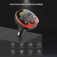 BT21 Bluetooth5.0 FM Transmitter Handsfree Car Kit MP3 Player 3.1A USB Charger