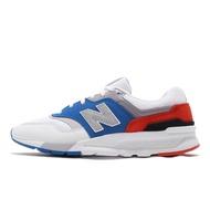 New Balance 休閒鞋 NB 997 白 藍 男鞋 女鞋 麂皮鞋面 運動鞋 CM997HZJ D 【ACS】