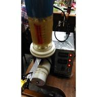 二手檳榔白灰噴灰機 自動定量噴灰機自動計數 噴灰機拍賣