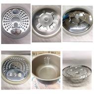 【原廠】飛利浦 萬用鍋 配件 蒸架 內蓋 內鍋 HD2143 HD2195 HD2140 HD3060 HD4566