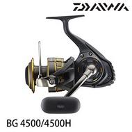 漁拓釣具 DAIWA BG SPINNING BG4500/4500H (捲線器)