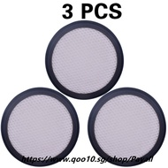 New 2 /3 piece for Proscenic P9  P9GTS vacuum cleaner replacement washable filter Parte filter repla