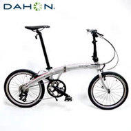 DAHON大行 MU D9 20吋9速鋁合金折疊單車/自行車-鏡面銀