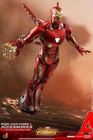 Hot Toys 復仇者聯盟3:無限之戰 Iron Man Mark L Accessories 鋼鐵人馬克50