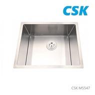 【BS精品網】不鏽鋼水槽 (55公分) CSK MA5042小水槽 304不鏽鋼槽