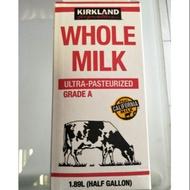 #厚奶茶2瓶130 供自取~好市多鮮奶.科克蘭鮮奶1.89公升#義美厚奶茶X2瓶 ..勿下單 .